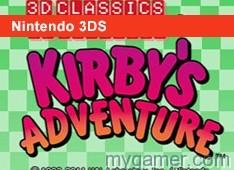 3ds classics kirbys adventure