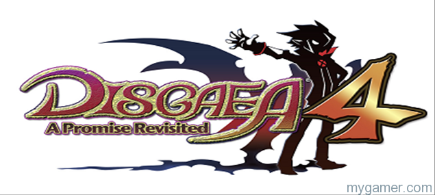 Disgaea 4 Gets Aug Release Date Disgaea 4 Gets Aug Release Date Disgaea 4 logo