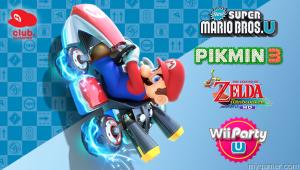 Mario Kart 8 Club Nintendo Offer