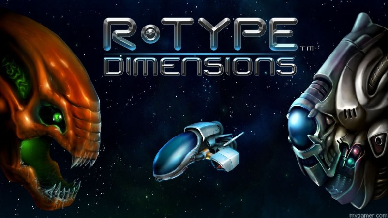 R Type Dimensions banner