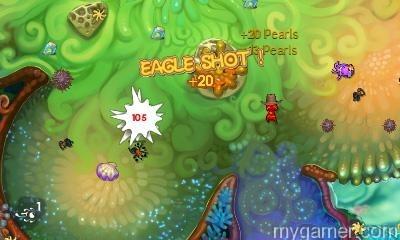 Attack bonuses are awarded for creative flicks