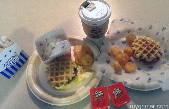 White Caslte Breakfast All