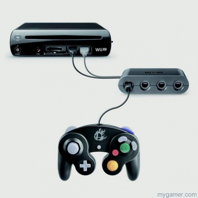 Drool Nintendo Announces GameCube Controller Adapter for Wii U! Nintendo Announces GameCube Controller Adapter for Wii U! Wii U GC Adapter