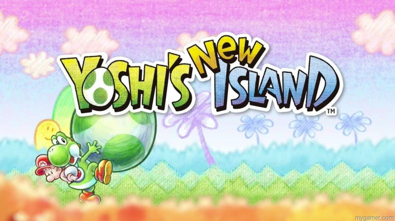 Yoshi's New Island Review Yoshi's New Island Review yoshis new island