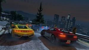 GTA Online Holy Drift Mountain