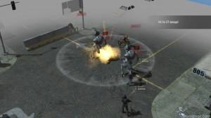 Turn-based combat in Falling Skies game Falling Skies: The Game Preview Falling Skies: The Game Preview Falling Skies Squad Turn based Gameplay 300x168