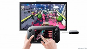 Using the GamePad in Splatoon Splatoon Preview Splatoon Preview screenshot6 300x168