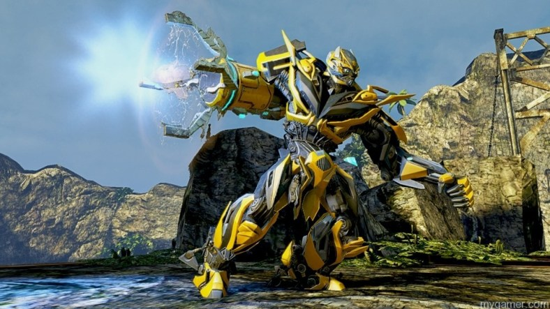 Transformers Rise of the Dark Spark Transformers: Rise of the Dark Spark (PS4) Review Transformers: Rise of the Dark Spark (PS4) Review 028798 1398113780
