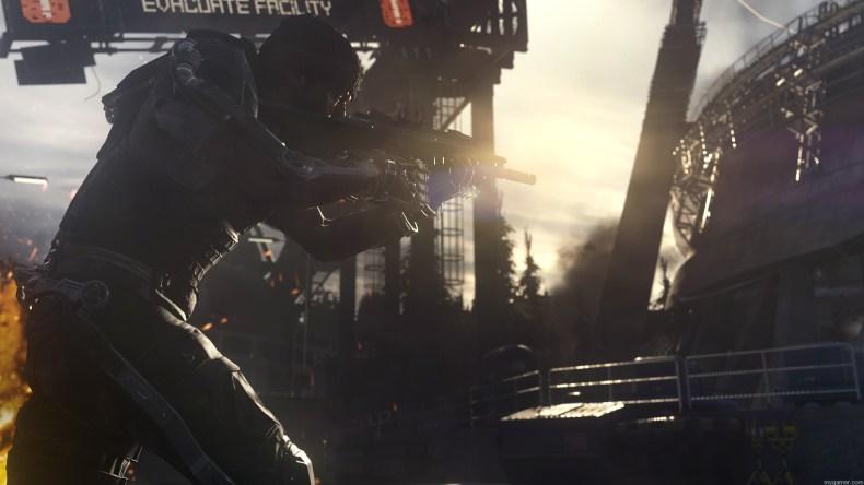 Call of Duty: Advanced Warfare Fission Evacuation Official Call of Duty: Advanced Warfare - Campaign Story Trailer Official Call of Duty: Advanced Warfare – Campaign Story Trailer COD AW Fission Evacuation
