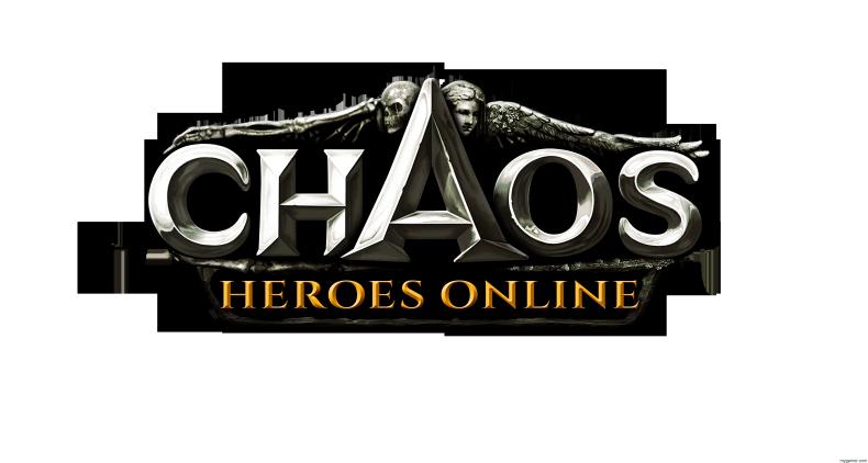 Chaos Heros Online - Logo