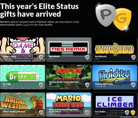 Club Nintendo 2014 PlatGold Gift Club Nintendo 2014 Platinum & Gold Gifts Announced Club Nintendo 2014 Platinum & Gold Gifts Announced Club Nintendo 2014 PlatGold Gift