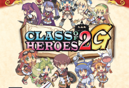 Class of Heroes 2G Set for Boxed PS3 Release, Very Limited Print Run Class of Heroes 2G Set for Boxed PS3 Release, Very Limited Print Run CoH2G PS3 coversheet