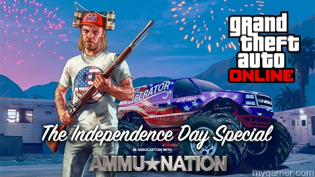 GTA Online Independence Day Special The GTA Online Independence Day Special – Available Starting Today The GTA Online Independence Day Special – Available Starting Today GTA Online Independence Day Special