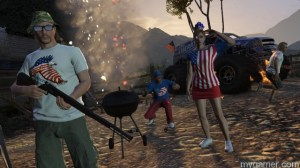 GTA Online Independence Day Special The GTA Online Independence Day Special – Available Starting Today The GTA Online Independence Day Special – Available Starting Today Patriotic Flare 300x168