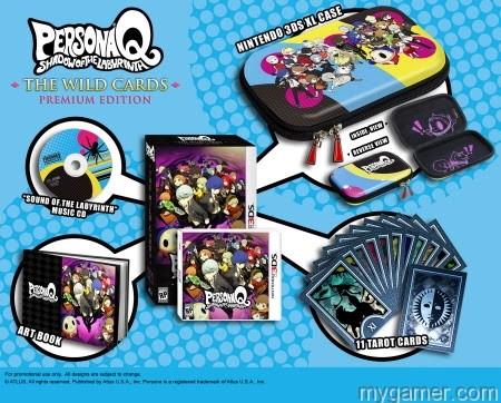 Person Q Premium Here is the Persona Q: P4 Story Trailer Here is the Persona Q: P4 Story Trailer Person Q Premium