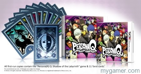 Persona Q Retail Persona Q Now Available - DLC Scheduled Leaked Persona Q Now Available – DLC Scheduled Leaked Persona Q Retail