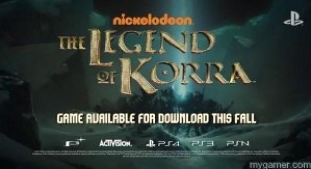 The Legend of Korra Game