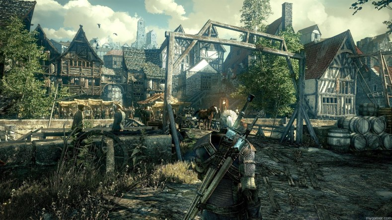 The Witcher 3: Wild Hunt Preview The Witcher 3: Wild Hunt Preview url1