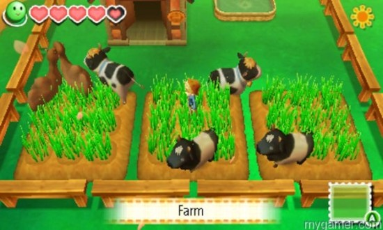 Harvest Moon Lost valey1