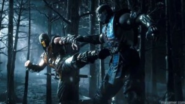 Mortal Kombat X Fighting Style