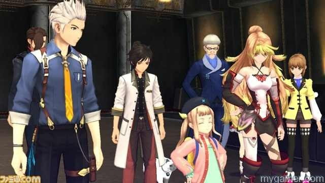 Tales of Xillia 2 Characters