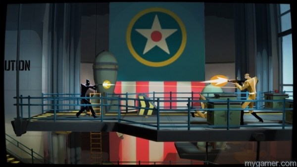 side-scrolling gameplay CounterSpy Preview CounterSpy Preview counterspy 2550026