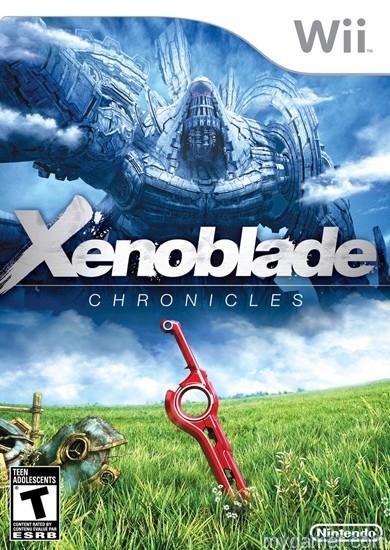 Xenoblade Chro Box