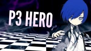 Persona Q P3 Hero Persona Q's Character Videos Persona Q's Character Videos p3h title 300x168