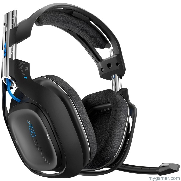 Gen 2 of Astro Headsets Now Fully Compatible with New Gen Systems Gen 2 of Astro Headsets Now Fully Compatible with New Gen Systems A50 WIRELESS HEADSET ASTRO GEN2 PS4 BLACKBLUE BUNDLE primary 2