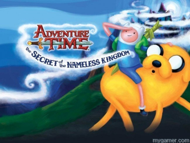 Adventure Time: The Secret of the Nameless Kingdom Goes Gold Adventure Time: The Secret of the Nameless Kingdom Goes Gold Adventure Time The Secret of the Nameless Kingdom 3DS 650x492