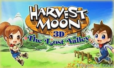 Harvest Moon The Lost Valley Festivals Trailer Harvest Moon The Lost Valley Festivals Trailer Harvest Moon Lost Valley Banner