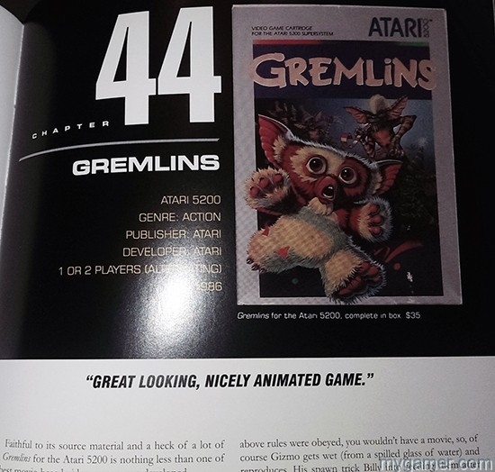 Remember this game and did you know it is one of the best? The 100 Greatest Console Video Games 1977-1987 Book Review The 100 Greatest Console Video Games 1977-1987 Book Review Top 100 Console 77 87 Gremlins