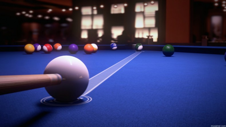 Pure Pool Brings Simulation to Xbox One Pure Pool Brings Simulation to Xbox One Pure Pool X1