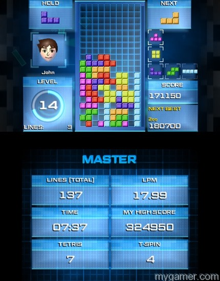 Get Your Puzzle On with Tetris Ultimate on 3DS Get Your Puzzle On with Tetris Ultimate on 3DS Tetris Ultimate Master 2 1415817617