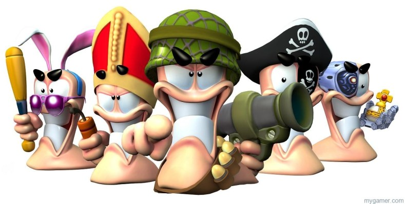Worms Battlgrounds outfits