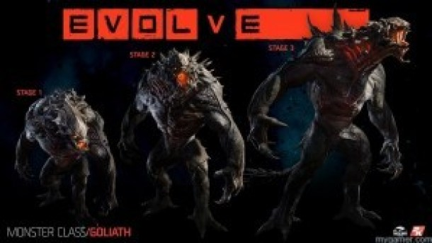 Evolve Monsters Evolve Preview Evolve Preview Evolve Monsters 300x168