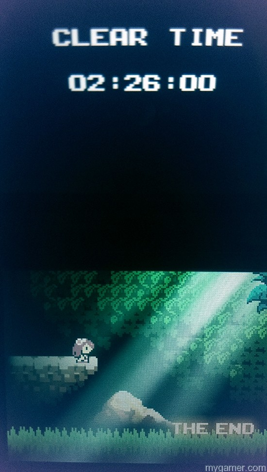 Finished in 2.5 hours Fairune 3DS eShop Review Fairune 3DS eShop Review Fairune End