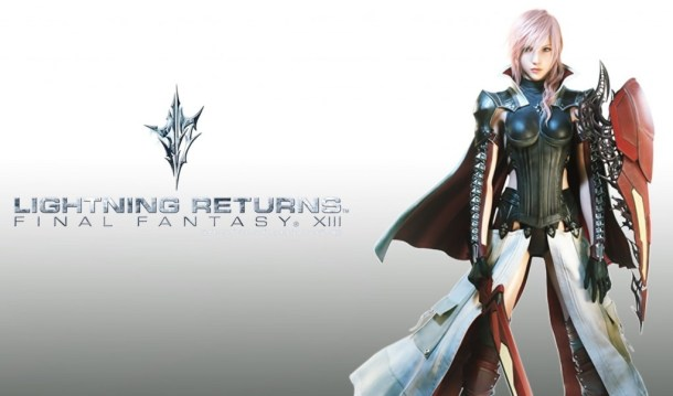 Final Fantasy XIII-2 Lightning Returns