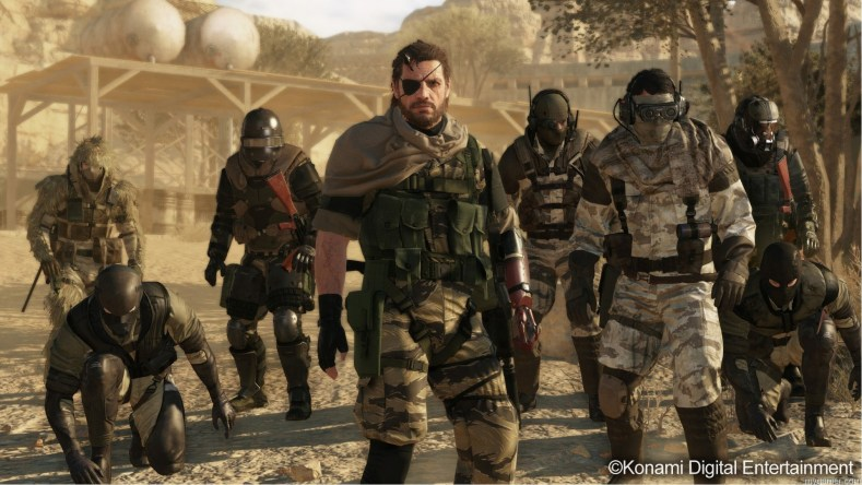 CONFIRMED - Metal Gear Solid V: The Phantom Pain Will Include Multiplayer at No Extra Charge CONFIRMED – Metal Gear Solid V: The Phantom Pain Will Include Multiplayer at No Extra Charge Metal Gear SOlid V Multiplayer