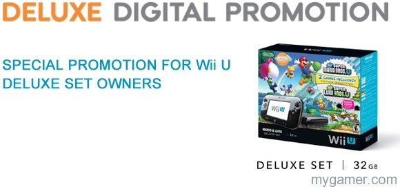 Nintendo's Deluxe Digital Promo Ending Soon – Check If You Have Free eShop Credit Nintendo's Deluxe Digital Promo Ending Soon – Check If You Have Free eShop Credit Nintendo DDP Program Wii U