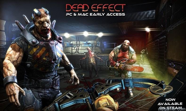 Dead Effect PC Review Dead Effect PC Review DeadEffectbanner