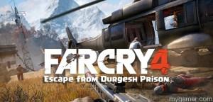 Far Cry 4 Escape from Durgesh Prison DLC Code
