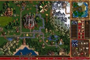 Heroes MM III map