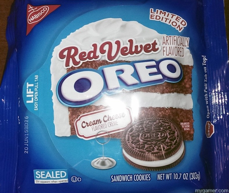 Gamer's Gullet – Limited Edition Red Velvet Oreo Review Gamer's Gullet – Limited Edition Red Velvet Oreo Review Red Velvet Oreo Banner