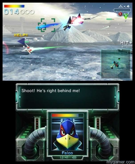 This N64 classic looks better than ever Star Fox 64 3D Review Star Fox 64 3D Review Star Fox 64 3D gameplay