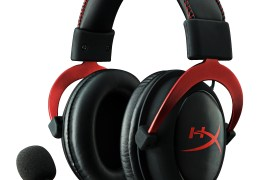 cloud red headset