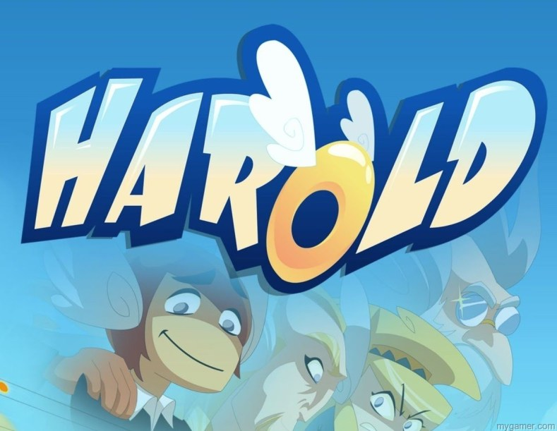 Harold (PC) Review Harold (PC) Review Harold PC Banner