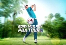 Rory McIlroy PGA Banner