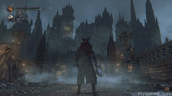 Dark Souls meets Van Helsing? Bloodborne Preview Bloodborne Preview bloodborne1