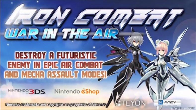 iron combat: war in the air (3ds eshop) review Iron Combat: War In the Air (3DS eShop) Review ironcombat1